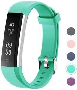 Activity Fitness Tracker With Step Counter Watch/Sleep Monitor IP67 Waterproof