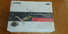 EDIMAX MODEL EW-7128G Wireless IEEE802.11b/g/n 32-bit PCI Adapter Sealed