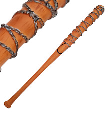 "The Walking Dead Lucille Barb Bat 1:1 réplica de espuma Cosplay LARP Juguete 33"" Púas"