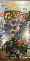 Batman 666 + Robin 1 III Factory Sealed in Plastic 1990  DC Collector 3 Comics