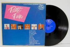 PATTI PAGE - THE WALTZ QUEEN  LP Record  MGW 12121 MERCURY WING Label M-