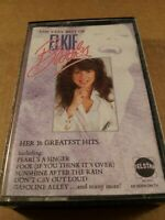 The Very Best Of Elkie Brooks : Vintage Tape Cassette Album from 1986