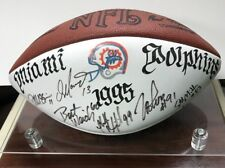 1995 Miami Dolphins Team Signed Autographed Football PSA/DNA Dan Marino 27 Sigs