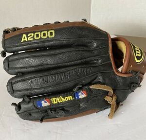 Wilson A2000 KP 92 Pro Stock Right Hand Throwers Baseball Glove EUC Super Skin