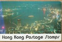 Hong Kong Mint Postage Stamps Set Original Presentation Pack 1973 MNH Definitive