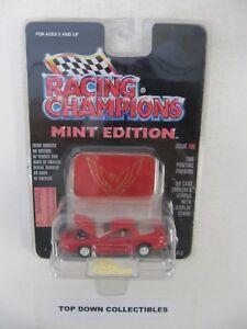Racing Champions MINT EDITION  Issue #20  Red   1996 Pontiac Firebird  NEW