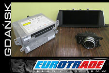 BMW 5 F07 GT SET NBT 9311046 TOUCH CONROLLER 9313078 MONITOR 9284972