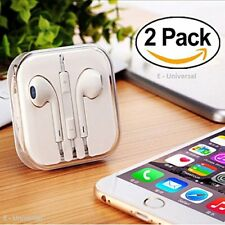 3.5mm Earphones Earbuds for apple iPhone 4 5 S 6 Plus iPad iPod Macbook Pro CA