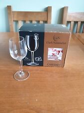 Chef & Sommelier Cabernet Wine Glasses 7cl x 6