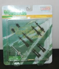 Modern Jet Fighters Warbirds Weapons set 2 Dragon Wings 1:72 Scale