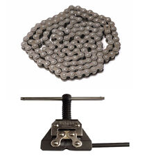 428 Chain 140L + Master Link Chain Breaker for Dirt Pit Bike Atomik SSR DHZ KLX