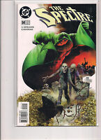 Spectre #54 First Printing Comic Book. Scarce!