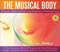 The Musical Body : Chakra Meditations for Spiritual Exploration by David Ison...