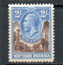 Northern Rhodesia  GV 2/- mint