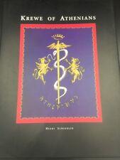 Krewe of Athenians Henri Schindler New Orleans Mardi Gras Rex Comus Proteus