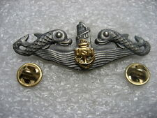 US NAVY Badge Submarine Service badge NAVY Chief pin