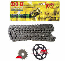 Ducati 1100 Streetfighter Tool S 09-13 DID Extreme Chain And Sprocket Kit