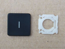 "New replacement letter I Key with Type A clip, Macbook Pro Unibody  13"" 15"" 17"""