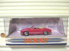 DINKY 1993 1/43 Red DY035A 1968 Volkswagen Karmann Ghia New Mint Boxed*