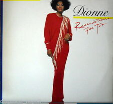 Dionne Warwick: Reservation for You - LP Promo White label