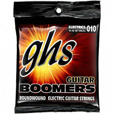 GHS Boomers Electric Guitar Strings GBLXL 10-38