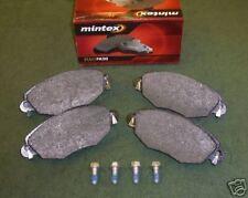 JAGUAR FRONT BRAKE PADS (MINTEX) FIT X-TYPE C2C17129