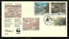 CANADA QUEBEC PROVINCE # QW13A WILDLIFE CONSERVATION 2000 FIRST DAY COVER