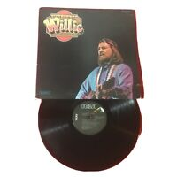 Willie Nelson - The Best Of Willie  1982 1ST US Pressing ‎AHL1-4420 *Vinyl NM-