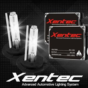 XENTEC 35W HID Kit Conversion H4 H11 H13 9003 9005 9006 6K 5K Hi-Lo Bi-Xenon