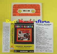 MC TWO MAN SOUND Disco samba 1978 italy DURIUM MEAI 3078 no cd lp dvd vhs
