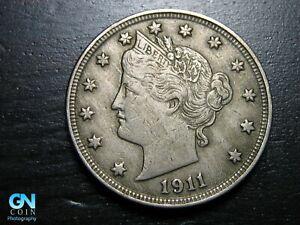1911 Liberty V Nickel  --  MAKE US AN OFFER!  #K0296