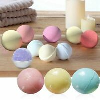 40g Shower Essential Oil Bath Salt Bombs Balls Body Scrub Whitening Moisture