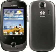 "Vodafone Huawei Ascend Y100 U8185 Black 2.8""  Screen 3.15MP Camera Android v2.3"