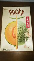 Glico Big Pocky Yubari Melon from Japan