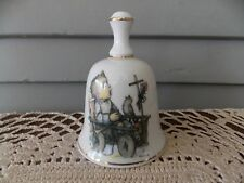 Vintage 1988 The Children Of Hummel Care Free Bell Made in West Germany