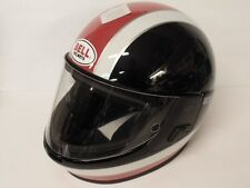 Vintage Bell GT2 Red White Black Helmet 7 1/4 or 58 cm (6236)