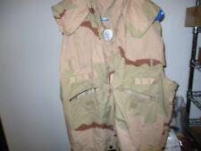 USGI Military PASGT Vest Flak Cover Desert 3-Color Camo-LARGE/XLARGE-PREOWNED