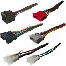car stereo wiring harness-connector stereo coupler socket  all cars available