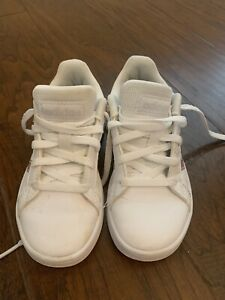 Girls Adidas Shoes Size 11 Gentley Used Sneakers