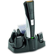 Remington Rechargeable Grooming Trimmer Kit Beard Nose +