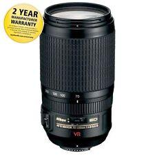 Nikon AF Nikkor 70-300mm f/4-5.6G Zoom Lens (JAA795DA) with GEN NIKON WARR