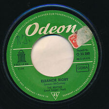 "THE BEATLES 45 TOURS 7"" GERMANY ELEANOR RIGBY"