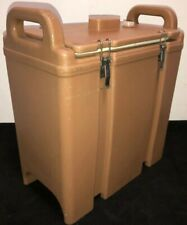Cambro Tan Insulated Soupbeverage Carrier 350lcd 338 Gallon Capacity 11