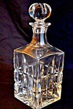 carafe cristal saint louis manhattan