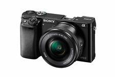 Sony Alpha α6000 24.3MP Digital SLR Camera 55-210 lens 16-50 mm lens