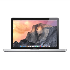 MacBook Pro 15-inch Late 2008 2.4 GHz Core 2 Duo 4GB Ram 120GB SSD - El Capitan