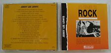 JERRY LEE LEWIS (CD) THE KILLER -  LES GENIES DU ROCK 2