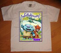 """Wallykazam"" Personalized T-Shirt - NEW"