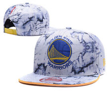 New Fashion Golden State Warriors adjustable snapback Basketball cap white