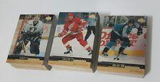 1999/00 UD Upper Deck Gold Reserve Series 2 Complete Base Set w/o SP's